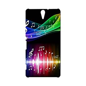 BLUEDIO Designer Printed Back case cover for Sony Xperia C5 - G5799