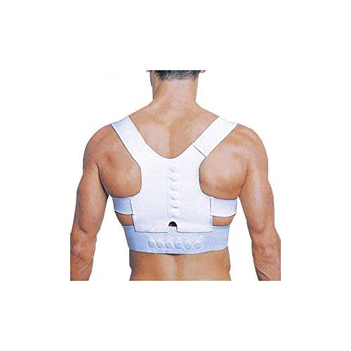 Preisvergleich Produktbild Delatex Rückenbandage, magnetisch, für Damen, Größe S/M