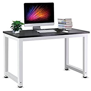 Jl Comfurni Office Desk For Computer Gaming Desk Home Office Furniture Simple Style Wooden