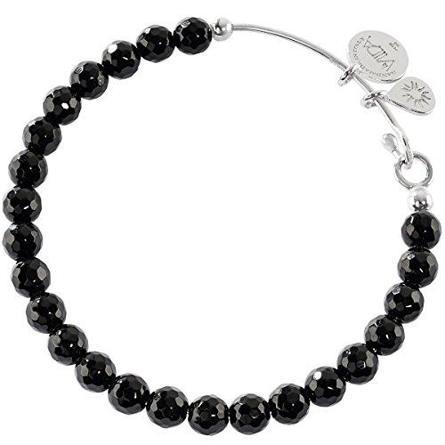 laviida-al4002rh-pour-femme-allegra-la-viida-onyx-noir-argent