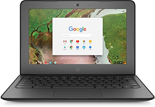 HP Chromebook 11 G6 Celeron 11.6 inch IPS eMMC Black