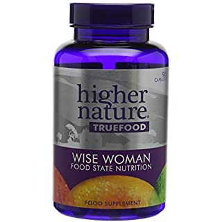 Higher Nature True Food Wise Woman Pack of 90