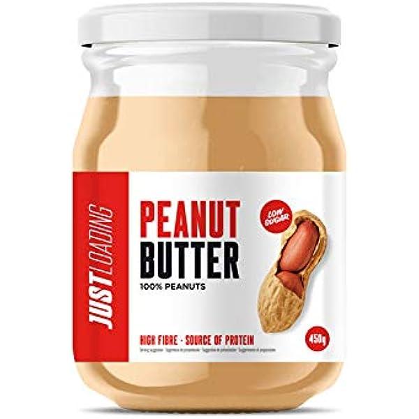 Just Loading - Mantequilla de Cacahuete 100% Natural - Peanut ...