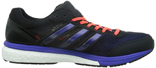 Adidas B44009, Running Homme - core black / core black / night flash