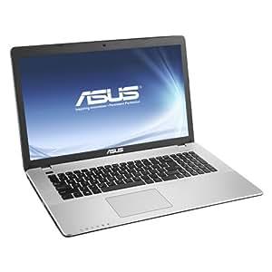 """Asus X750LN-TY002H PC portable 17,3"""" Argent (Intel Core i7, 8 Go de RAM, Disque dur 1 To, Nvidia GeForce GT840M, Windows 8.1)"""