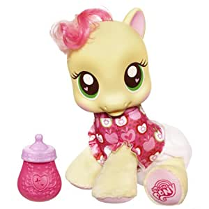 My Little Pony So Soft Newborn Apple Sprout Doll