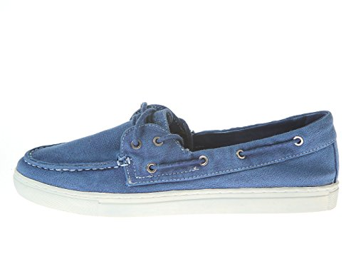 Armani 9350747p411, Mocassini Uomo Blue