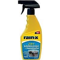 Rain X 2in1 - Scheibenreiniger + Regenabweiser 500 ml