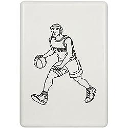 'Jugador de Baloncesto' Imán de Refrigerador (FM00010440)