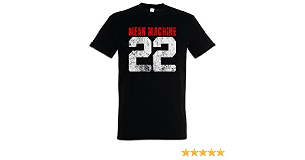 New MEAN MACHINE 22 The Longest Yard Movie Martial Arts Fight T-Shirt Size S-5XL