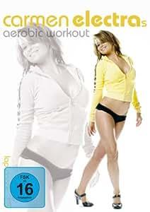 Carmen Electra - Aerobic Striptease Vol. 4 [DVD]
