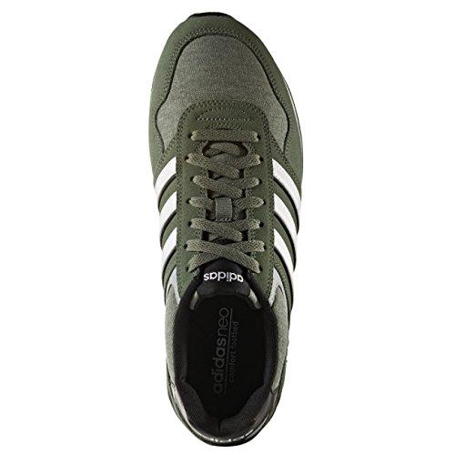 adidas 10k, Baskets Basses Homme, Gris Olive