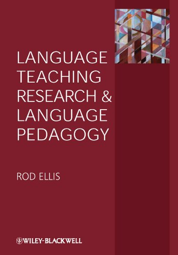 Language Teaching Research  P por Ellis