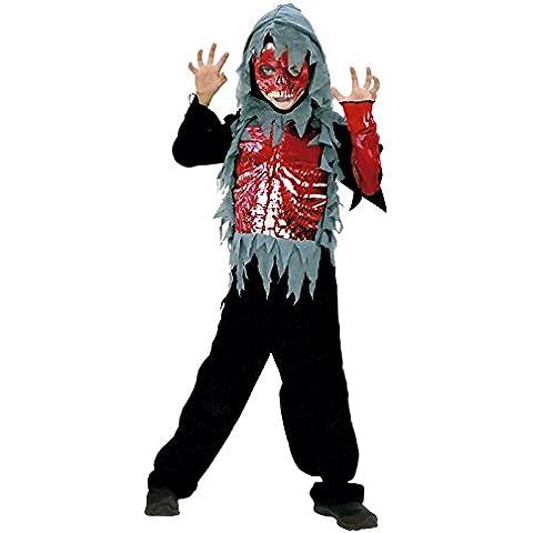 Disfraz de Zombi Sanguináreo niño infantil para Halloween (10-12 años)