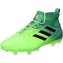 cheap for discount 90eb3 f4fac adidas Ace 17.2 Primemesh FG - Botas de fútbol para Hombre, Verde - (Versol