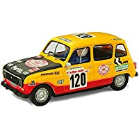 Scalextric Original Renault 4L Dakar (Fábrica de Juguetes A10160S300)
