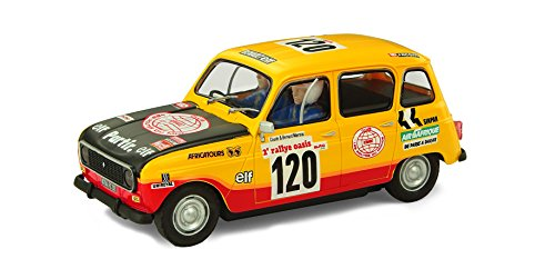 Scalextric Original Renault 4L Dakar Fábrica Juguetes