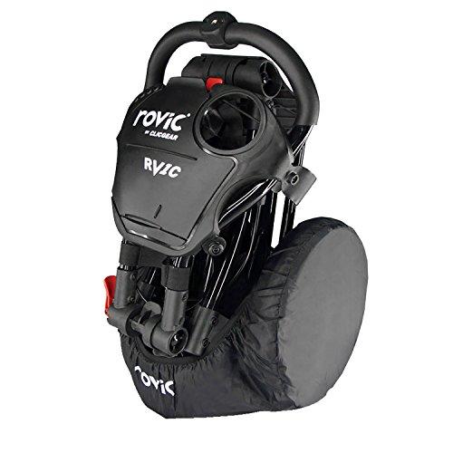 Clicgear Rovic RV1C-Design, Schwarz