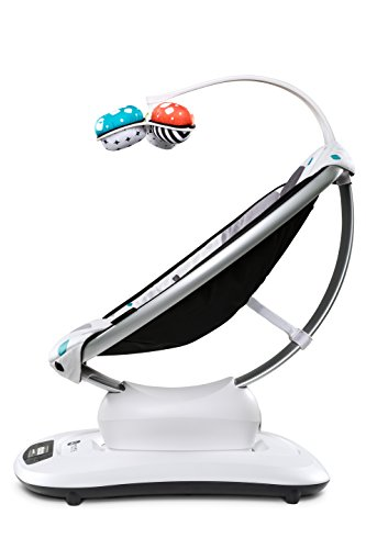 4moms 15676 mamaRoo 3D – Babywippe Designer Plush