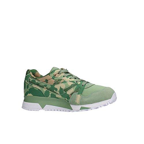Diadora N9000 Camo, Sneaker a Collo Basso Unisex – Adulto Verde