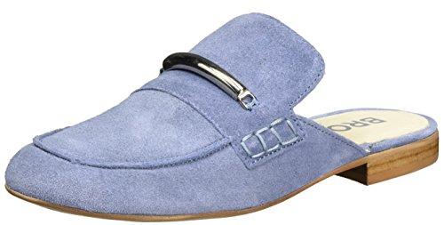 Bronx Damen Bx 1249 Bspeziax Slipper Blau (JEANS BLUE)