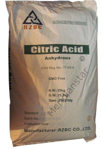 Citric Acid 1 KG Test