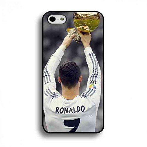 Cristiano Ronaldo Hülle Schutzhülle,Real Madrid CF Ronaldo Hülle Schutzhülle für Apple iPhone 6/6S(4.7zoll),Cristiano Ronaldo #7 Hülle Schutzhülle (Telefon-kasten Iphone 6 Nike)