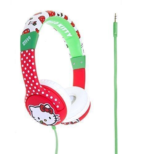 Auriculares infantiles Hello Kitty por 9,90€
