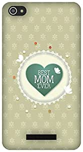 The Racoon Grip Best Mom Ever hard plastic printed back case/cover for Micromax Canvas Hue 2 A316