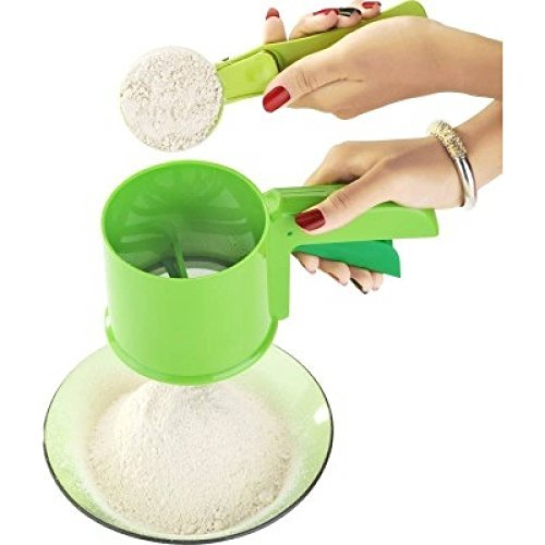 Infinxt 3 in 1 Flour Shifter Strainer