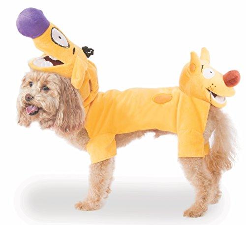 Catdog Pet Kostüm, Mittel ()