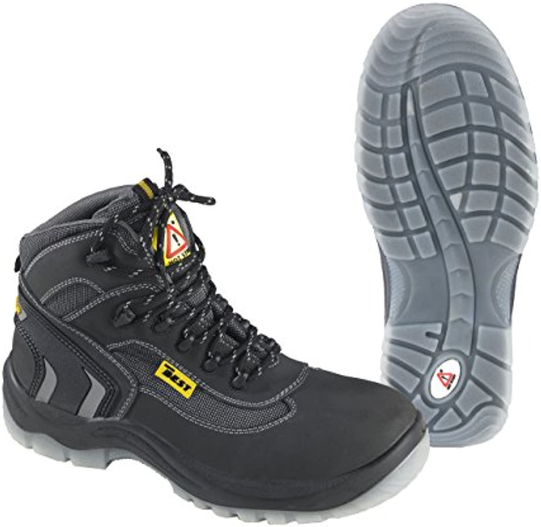 Seba 699 CE Zapato alta, Negro S3, talla 43