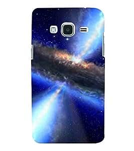Alien Pattern, Blue, beautiful Pattern, Amazing Pattern, Printed Designer Back Case Cover for Samsung Galaxy J1 (6) 2016 :: Samsung Galaxy J1 2016 Duos :: Samsung Galaxy J1 2016 J120F :: Samsung Galaxy Express 3 J120A :: Samsung Galaxy J1 2016 J120H J120M J120M J120T