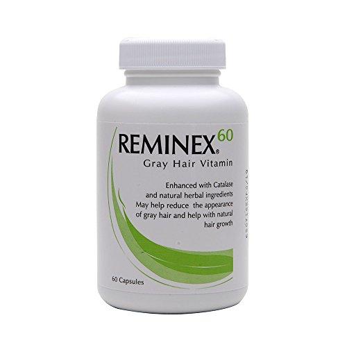 Reminex 60 Anti-grauen Haar Vitamins