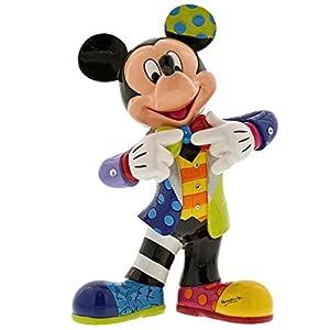 41PmqyiUruL. SS300  - Disney Britto Special Anniversary Mickey Figurine
