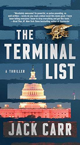The Terminal List: A Thriller (English Edition)
