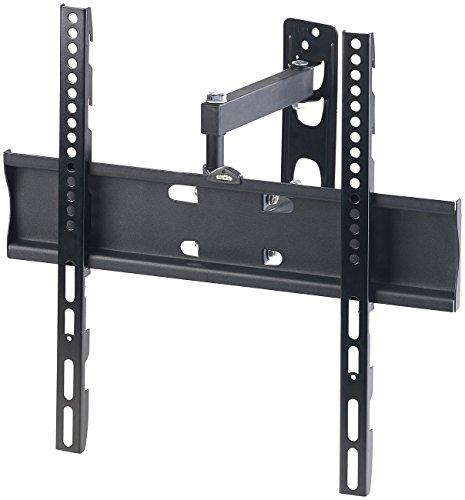 """General Office Fernsehwandhalterung: Schwenkbare TV/Monitor-Wandhalterung, 66-152 cm (26""""-60""""), VESA, 30 kg (TV Wandhalter)"""