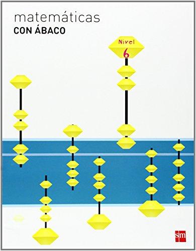 Matemáticas con ábaco. 6 Primaria - 9788467571783