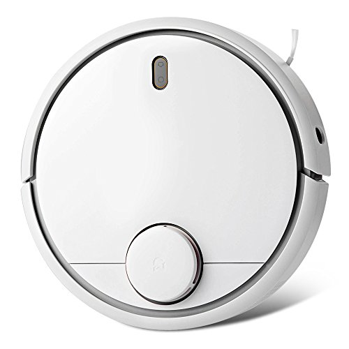 Xiaomi Mi Smart Vacuum Cleaner Robot With Laser Guidance System Powerful Suction LDS Path Planning 5200mAh Battery