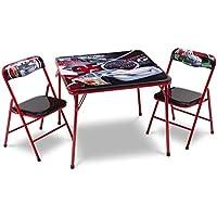 Delta Children mesa y sillas plegables