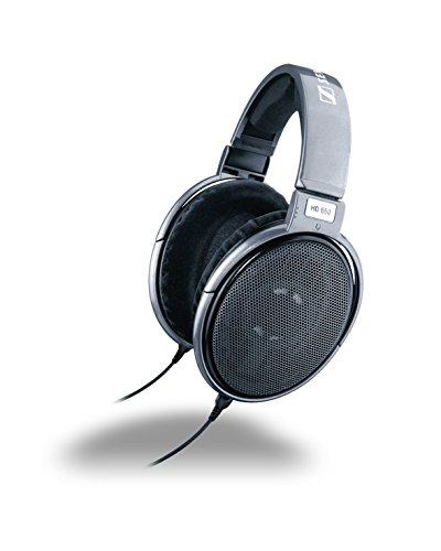 Best Price Sennheiser HD 650 Audiophile Open-Back Dynamic Headphones-Grey Special