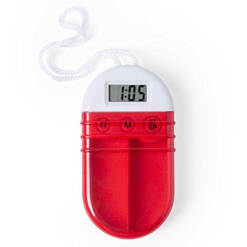 Subito disponibile portapillole con timer
