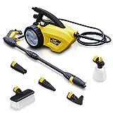 Electric Pressure Washer 1500 watt Motor 105 BAR Power Washer Car Brush Turbo