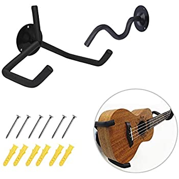 Rawrock Horizontal Guitar Hanger Tilt And Display Your