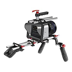 SHAPE Blackmagic Shoulder Mount Camera Rig