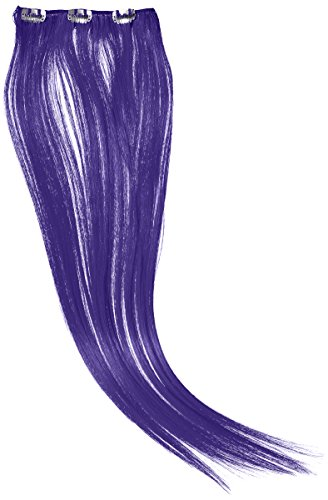 CLIP AND GO 1, 18 inch, lavender