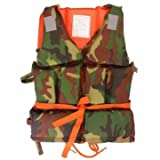 Child Kids Life Jacket Swimming Buoyancy Aid Vest For 5~12 Years Old Boy Girl