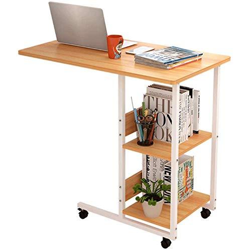 CTGAB laptoptisch- Möbel Computerwagen Alu/buche