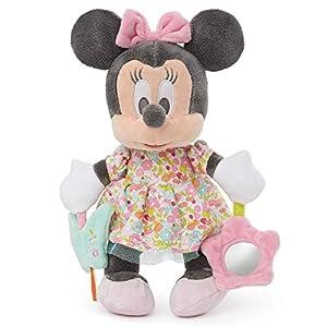 Disney-Peluche de Actividades Minnie Floral 25cm, 5875889