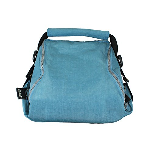 Roll'eat Eat'n'Out Nero -Borsa porta alimentii- Borsa isotermica Blue